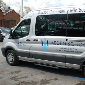Warsop Community Mini Bus