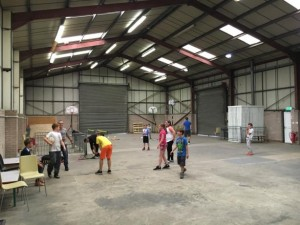 Warsop Youth Club / Meden Sports session